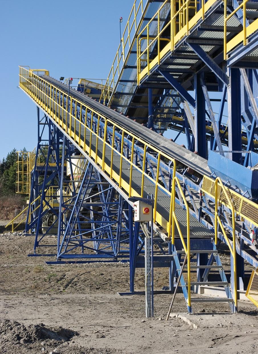 May Conveyor Steel Conveyor Belt Manufacturer