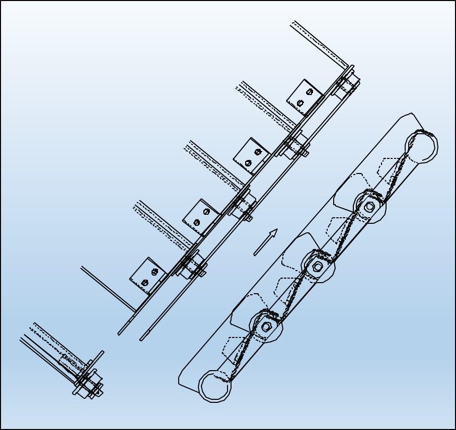 May Conveyor Z Apron Conveyor Belt