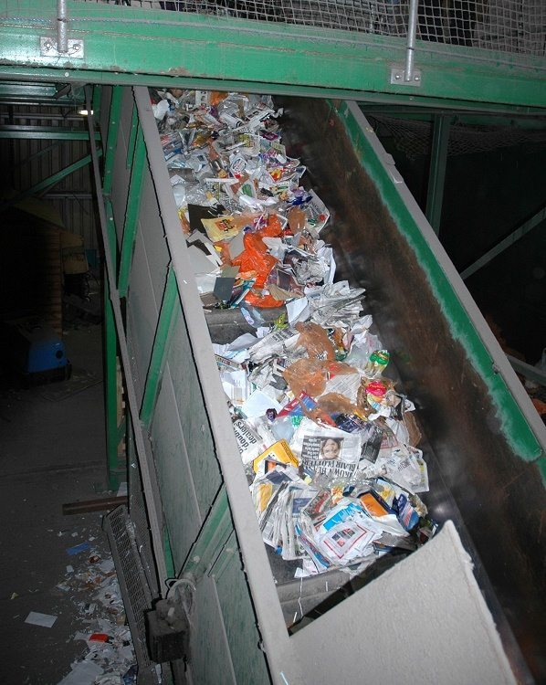 Emergency Conveyor Belt Retrofit for the Waste Industry