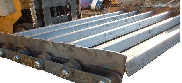 May Conveyor Z Apron Pan Belt 1