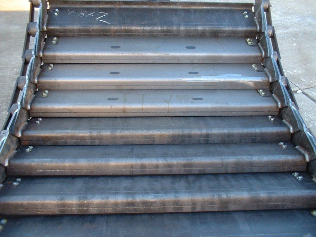 May Conveyor Z Apron Pan Belt 2