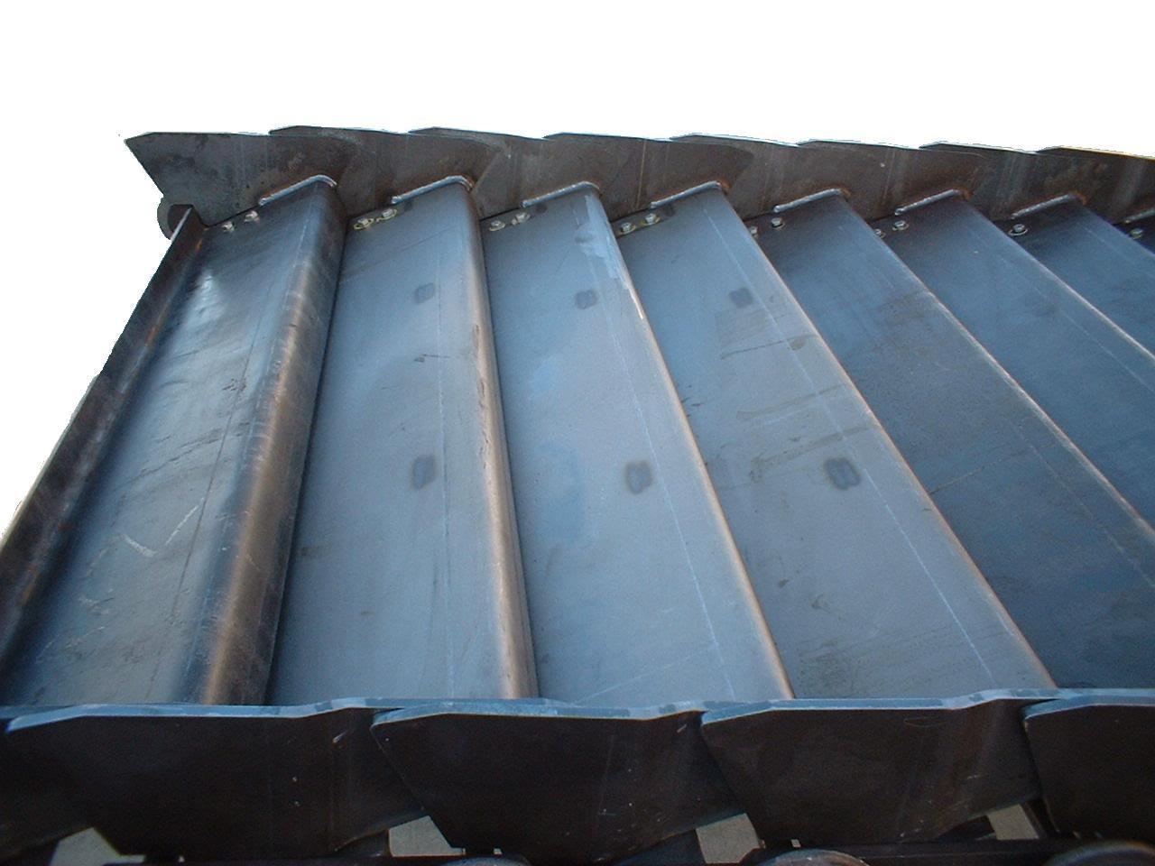 Z Apron Pan Belts May Conveyor
