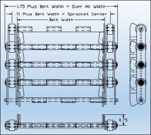Chip-Conveyor-1-1-4-pitch