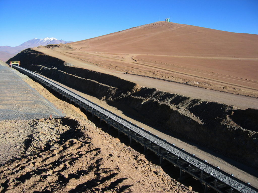 chilean copper mine 2 chilean copper commission, investment in the chilean copper and gold mining sector estimations for 2009-2013, revised to march 2009 de/02/2009 (march 2009) there are very considerable environmental issues in the chilean mining sector.